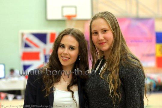 Elena and Aleksandra