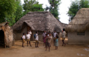 Tribal Children Need Second Dress to Change