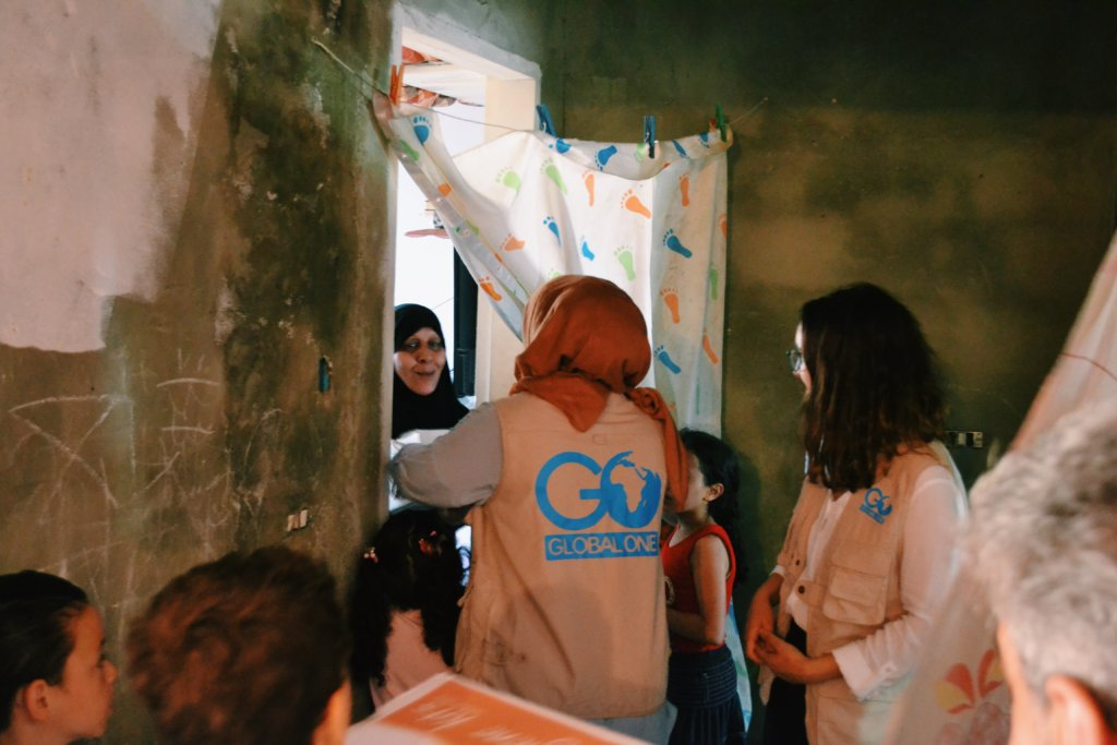 Hygiene Packs for Syrian Refugee Women
