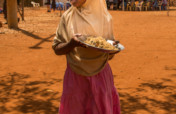 Holiday Food Baskets for 800 in Makindu, Kenya