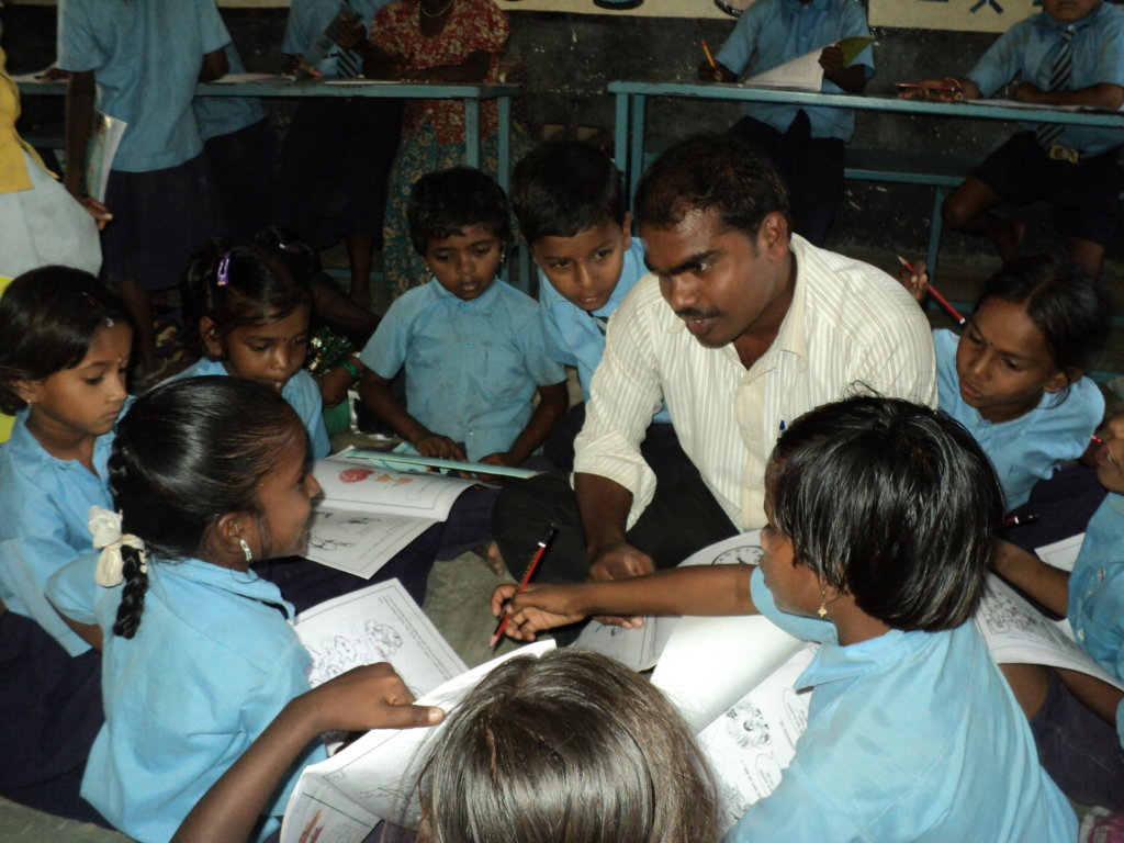 Quality Education for 1000 Rural Children