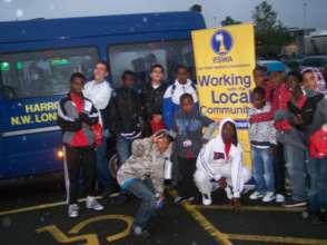 Youth Club UK trip