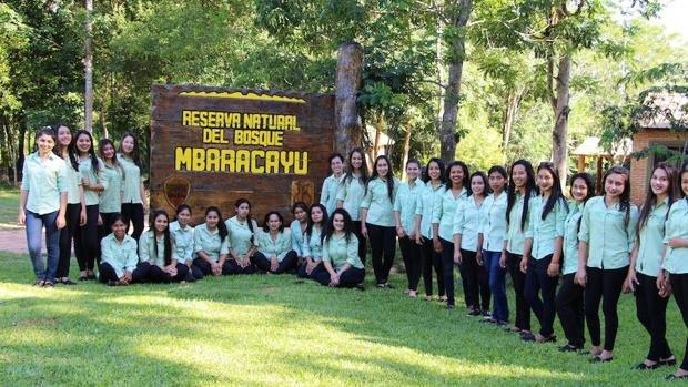 Female Leaders of Biodiversity