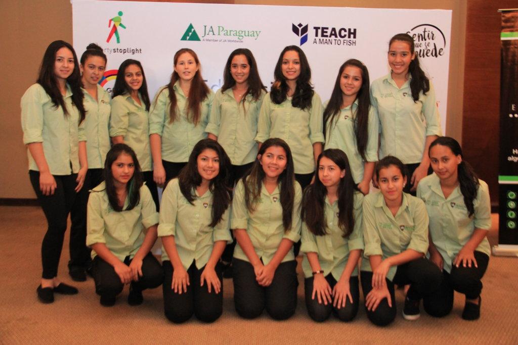 Students win Stoplight Olympics 2015