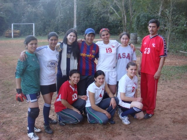 Team Paraguay