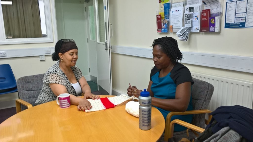 A Recent Carers Time Bank Crochet Skills Share