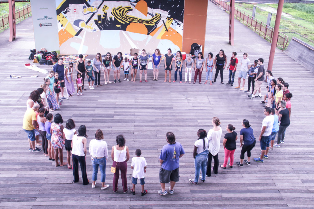 Mentoring for Children and Teens in Brazil