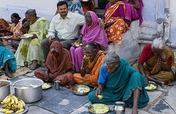 Sponsor Nutritious Meals for Poor Old Age Persons