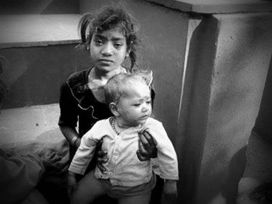 Help Send Child Beggars to School in Bodhgaya