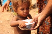Feed Hot & Nutritious Meal to Slum Dwellers India