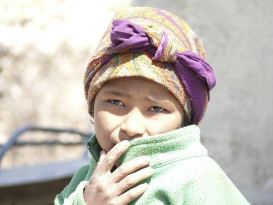 Women's Safe House in Kathmandu