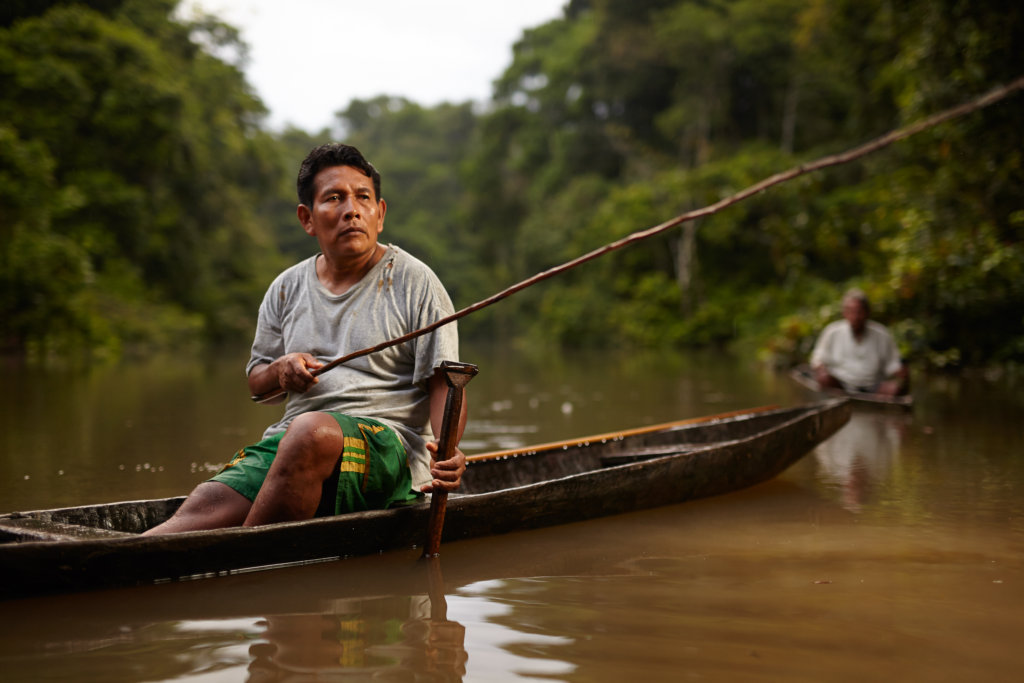Beekeeping with Indigenous People in the Amazon