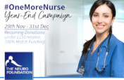 #OneMoreNurse for Neurofibromatosis