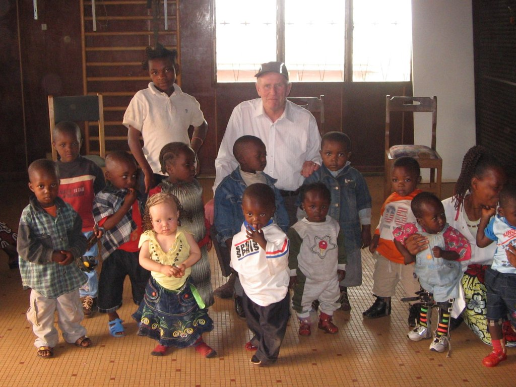New Centre to Treat Disabled Children in Cameroon