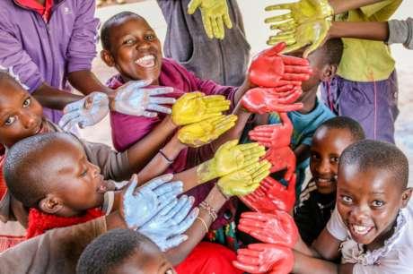 Jitegemee - Helping Street Children in Kenya