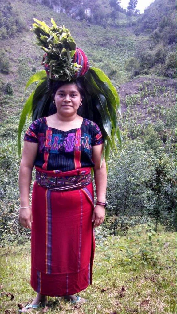 Teach 400  Illiterate Girls : Guatemala