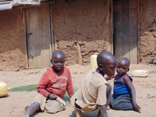 Help Kate Renovate Orphan House in Uganda