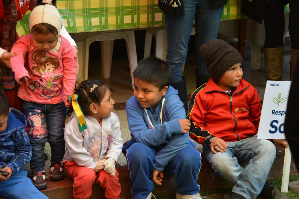 One Year Physiotherapy for 30 Burned Peruvian Kids