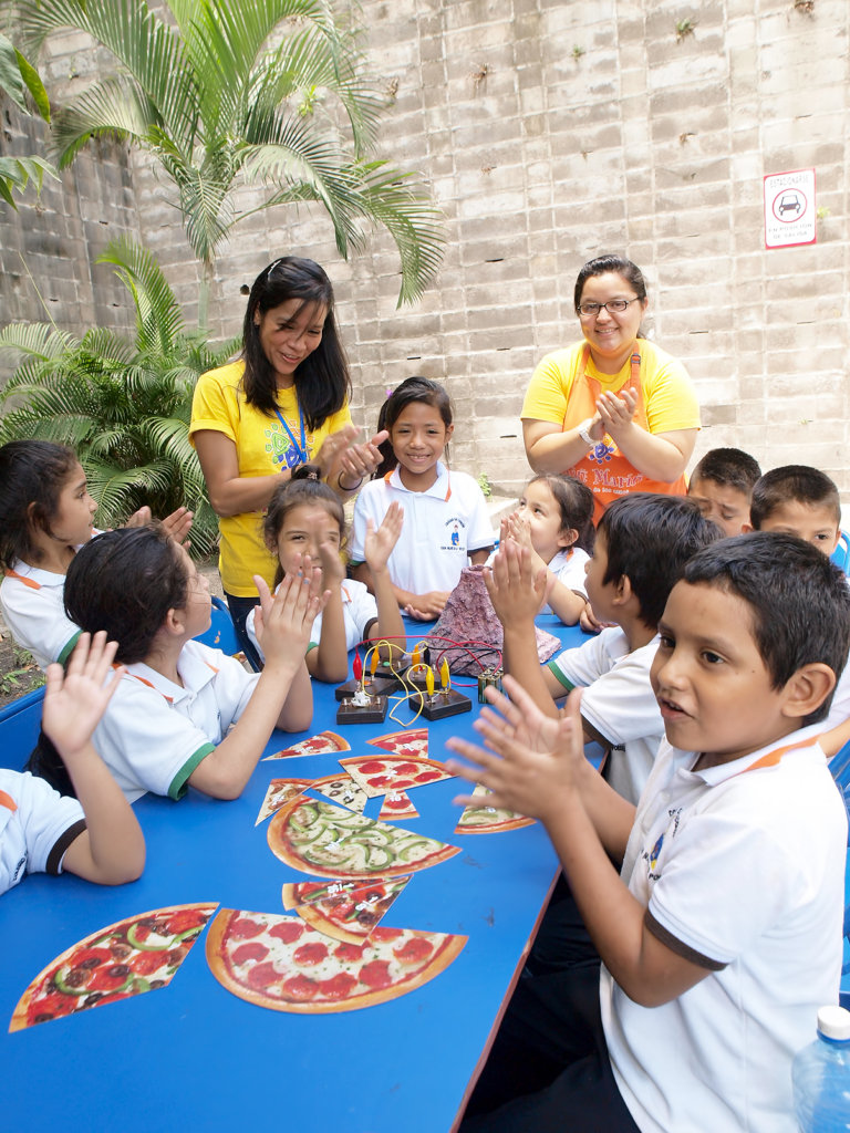 Taking Tin Marin to ALL Children of El Salvador