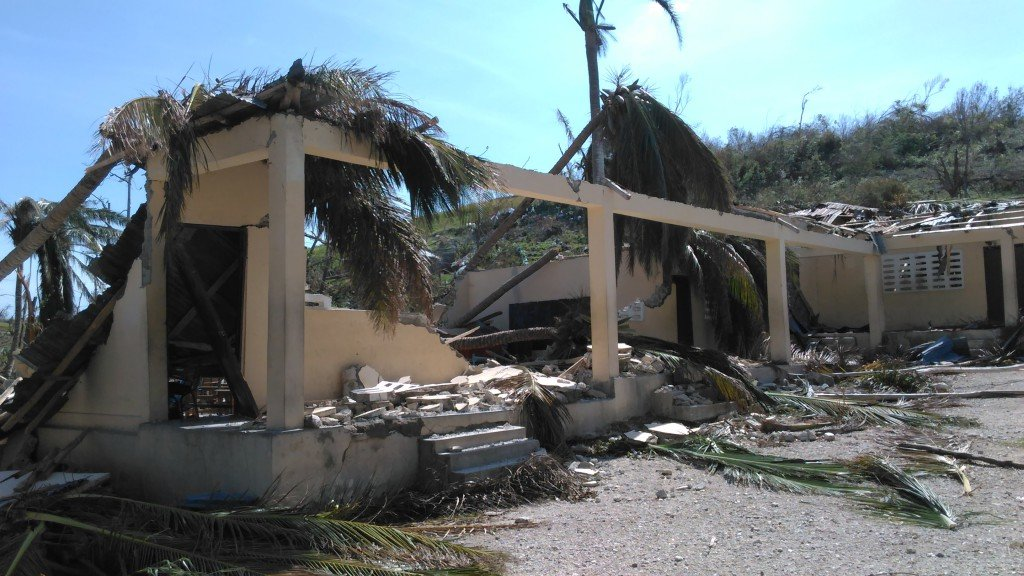 Support Disaster Resistant Construction in Haiti