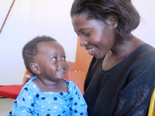 Give Hope to 20 Single Young Mothers in Tanzania