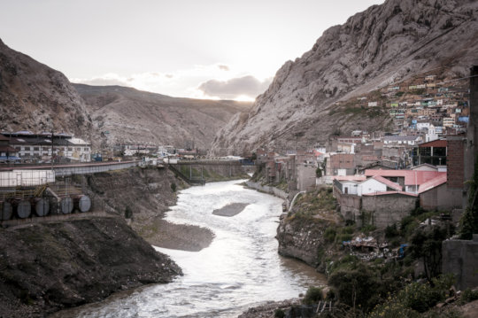 La Oroya and the Smelter