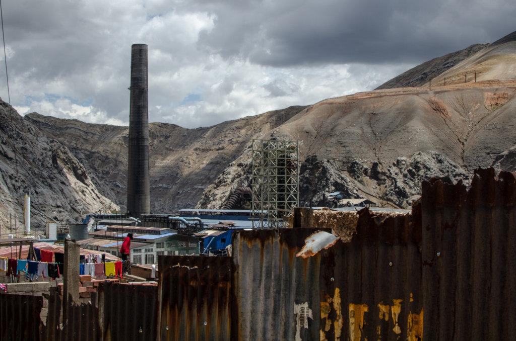 Defend Children's Health in Peru