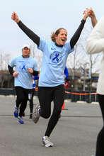 Katie Rich Finish Line 2014