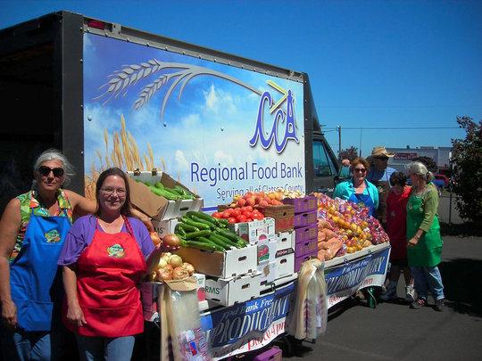 CCA and Food Bank Fresh