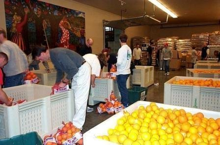 Increase Food Security in Oregon