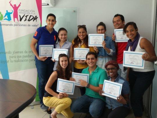 Training the facilitators