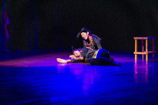 Graduation theatre play