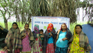 Blanket Distribution Programme !!