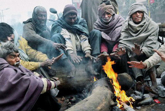 This Winter: Donate A Blanket to A Needy Person