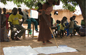 Water and Sanitation for 3,825 people in Ghana
