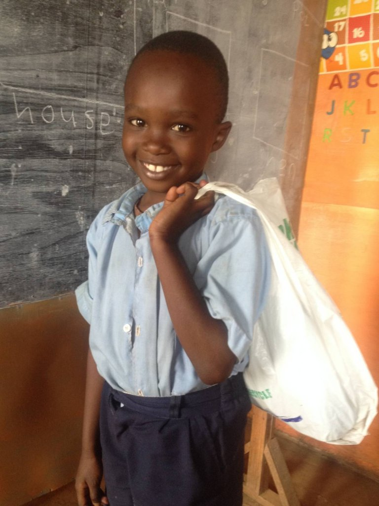 School Supplies for Young Kenyan Students