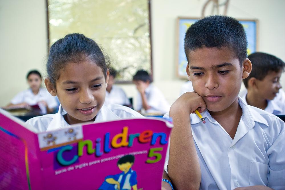 Reports from Ensena por Panama - GlobalGiving