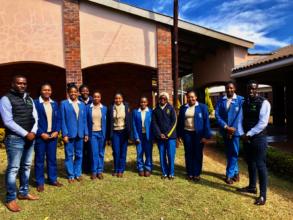 Bidding farewell to St Dominic's Chishawasha 2018