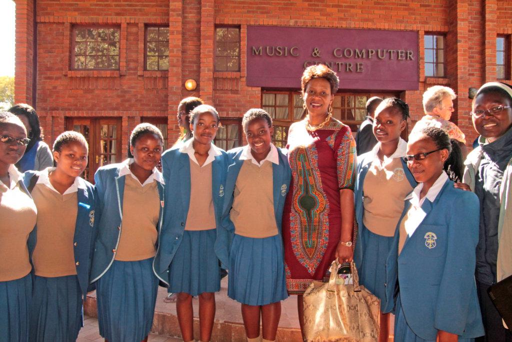 Build an Edu-Tech Hub for 400 Students in Zimbabwe