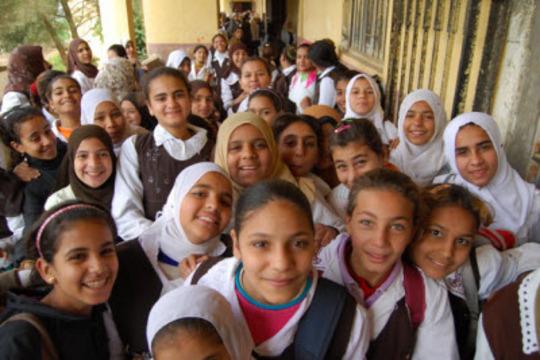 kopten egypte