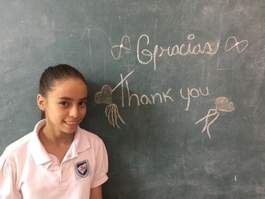 GRACIAS! / THANK YOU!