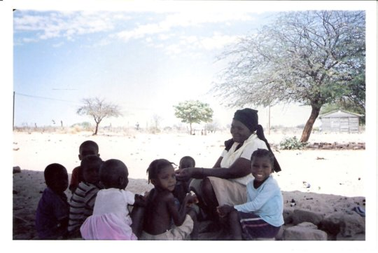 Provide Home-Based Care to 10000 People in Namibia