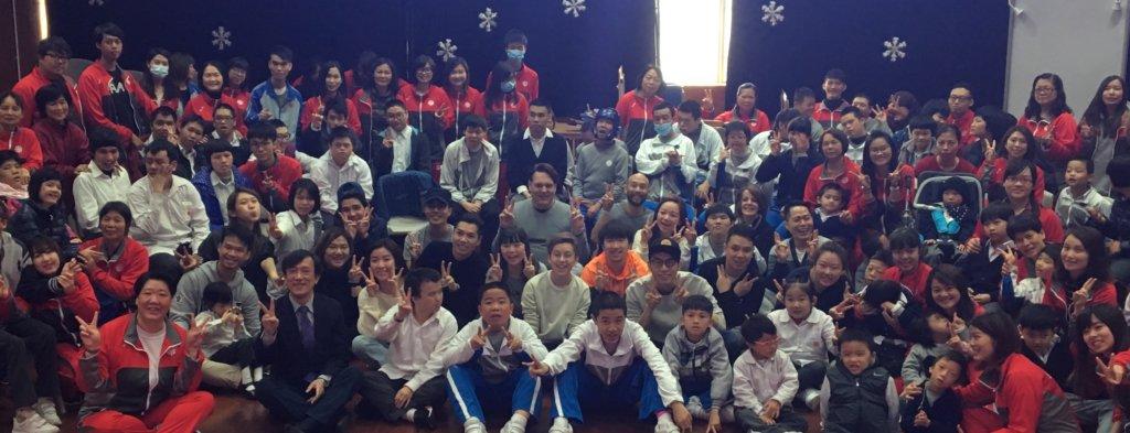 iCaritas Helping the Needed Community in Macau