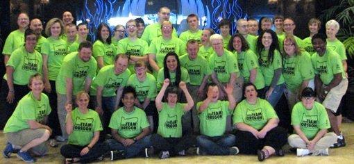 2014 Team Oregon