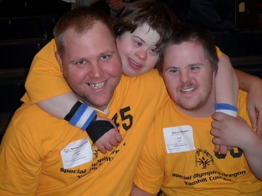 Support Special Olympics Athletes in Oregon