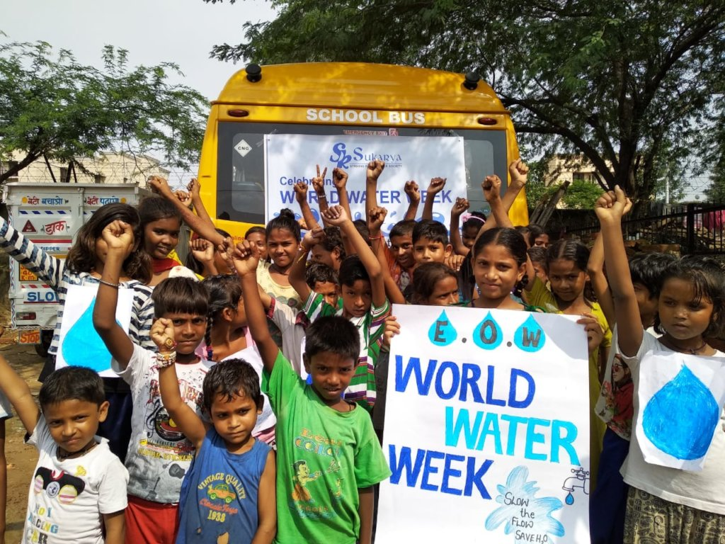 World Water Week celebration