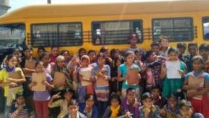 Educating 200 Children in 4 Slums in Delhi