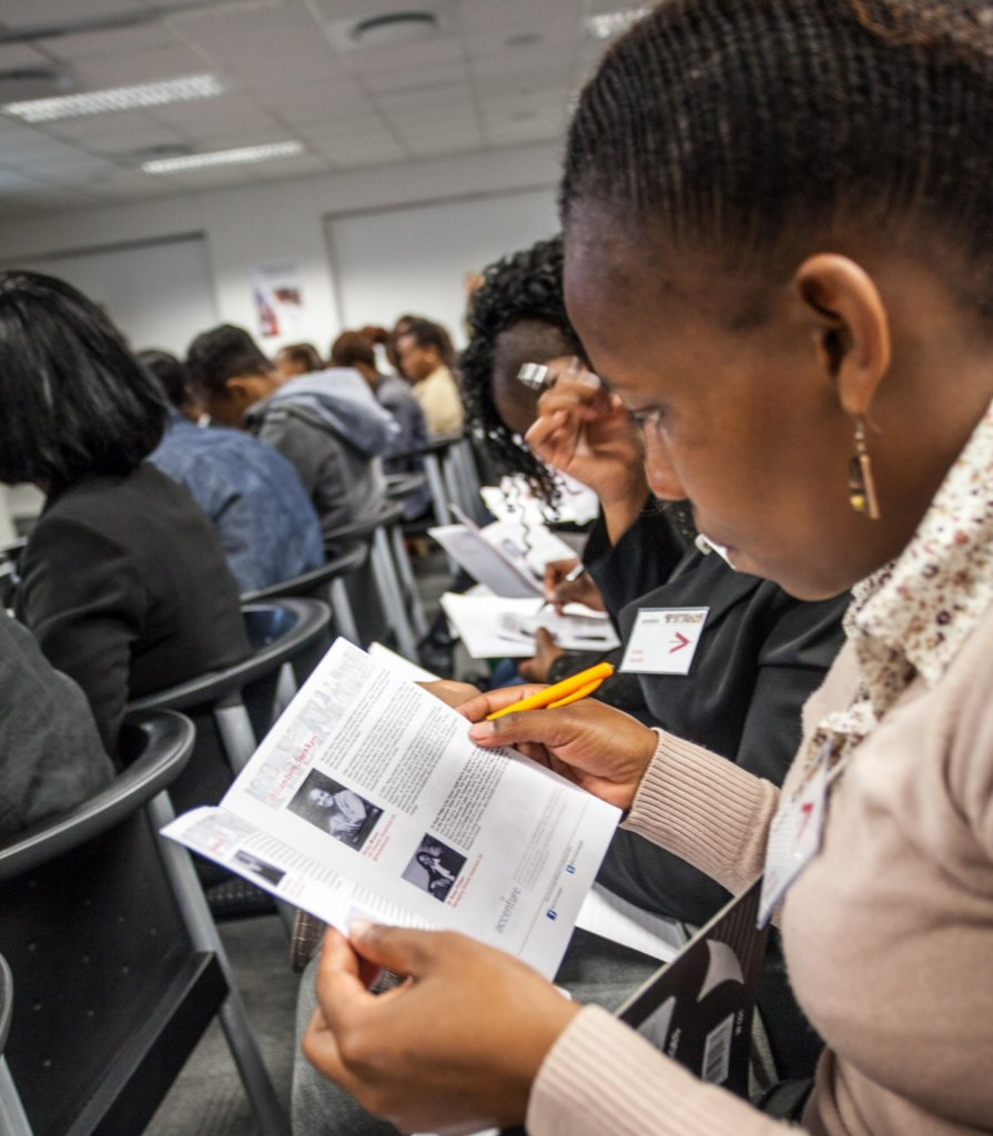 English Classes for 180 Rural South African Women