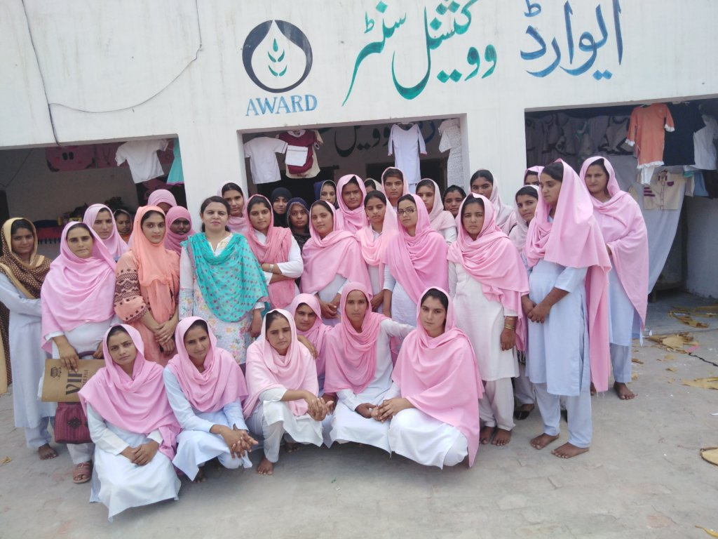 A Training Center to Support 400 Women Every Year