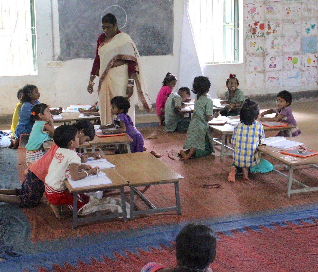 Give Them a Future: Educate a Tribal Girl in India